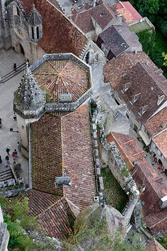 Rocamadour, Quercy, Lot, France