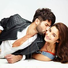 Alia and shahid