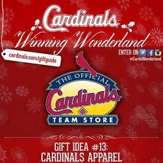 more photos 6ccf0 8e7a6 Cardinals Gift Ideas!