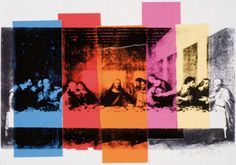 Detail of The Last Supper, 1986, Andy Warhol Poster & Kunstdrucke bei Easyart.de