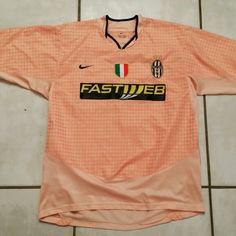 NIKE Juventus Soccer Jersey