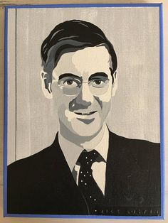 Jacob Rees-Mogg is this Britain's future. Eric Blair, Jacob Rees Mogg, George Orwell, Freedom Of Speech, Somerset, Donald Trump, Britain, Zero, Paintings
