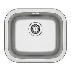 Ikea Küchenspüle Waschbecken Einbauspüle Spüle + Zub. Spülbecken FYNDIG NEU…