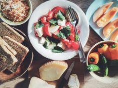 Sommerküche Kochen Und Genießen : Gefüllte auberginen kreativ kochen mit gemüse vegetarische
