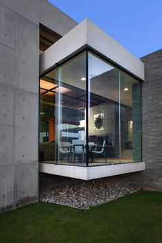 Monterrey ultra modern mansion by Barber Choate + Hertlein Architects - Page 2 of 2 - CAANdesign | Architecture and home design blog #contemporaryarchitecture