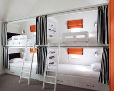 four-bunk-bed-navy-white-stripe-curtain-burnt-orange-roman-blind-diane-bergeron.jpg