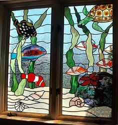 Custom Stained Glass, Beveled Glass and Painted Glass Product ...