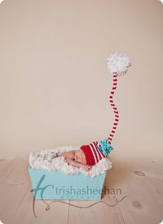 SO making this hat for little Caleb! Newborn Photos, Baby Photos, Family Photos, Cute Photos, Cute Pictures, Dr Suess Baby, Bitty Baby, Baby Decor, Baby Birthday