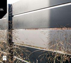 Ogrodzenie Xcel w odcieniach szarości - zdjęcie od XCEL Ogrodzenia