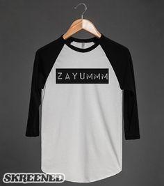 Zayummm | Raglan T-shirt | Skreened http://skreened.com/magconbabes/zayummm <GET IT THERE