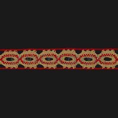 Entredós de encaje de bolillos de algodón de 2,2 cm. (Disponible en 10 combinaciones de colores)