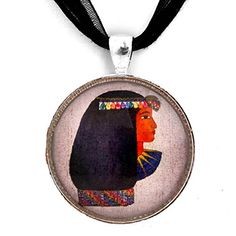 Isis Egyptian Goddess Handmade Jewelry Art Pendant Laura Milnor Iverson http://www.amazon.com/dp/B00MHACEDM/ref=cm_sw_r_pi_dp_-nU4tb100BBQK $29.99