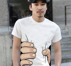 That's a really funny t-shirt design.