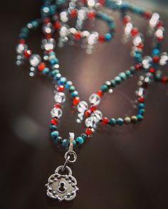 Rojo Fuego NeckGrace, Apatite, crystal Quartz and Carnelian gemstones Carnelian, Quartz Crystal, Gemstones, Crystals, Bracelets, Travel, Jewelry, Bangle Bracelets, Jewellery Making