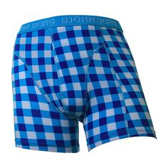 Bjørn Borg is the name of a Swedish tennis player. Underwear from Bjørn Borg is high quality and very popular.