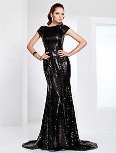 SENTA - Vestido de Noche de Le... – USD $ 176.39