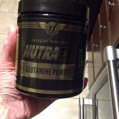 Nutrafx L- Glutamine Powder 300 g | Replenish Muscle Glutamine Levels | Powerful Anti-Catabolism | Best Bodybuilding Supplement | Pre-Workout Muscle Recovery Sold on Amazon #Gotitfree #Amazonreview