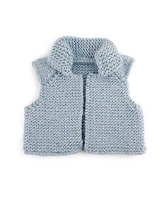 d060326f1c 01 mini james jacket stonewash blue Knitting Kits
