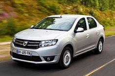 Estes são os novos    Dacia Logan e Sandero