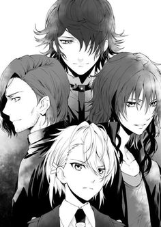 The Green Clan | K Project | Jungle's strongest members and King