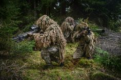Sniper Platoon from 1st Battalion The Princess of Wales's Royal Regiment live firing L96 on Bergen-Hohne ranges.