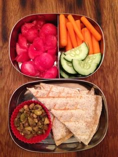 What Vegan Kids Eat: VEGAN Kid Lunches Pinned by Kidfolio, the parenting and sharing app with the built-in community!