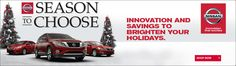 Visit Causeway Nissan for the Season to Choose Sales Event! Kentucky, Nissan, Beach Haven, Innovation, Seasons, News, Blog, Seasons Of The Year, Blogging