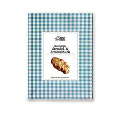Kleines Büchlein mit 20 süßen und pikanten Strudel- und Striezelrezepten aus Österreich und Bayern – jetzt bei Servus am Marktplatz kaufen. Strudel, Napkins, Tableware, Food, Bavaria, Dinnerware, Towels, Dinner Napkins, Tablewares