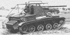 historywars: Tank destroyer Romanian TACAM T-60 WWII - pin by Paolo Marzioli