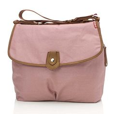 Babymel Wickeltasche Satchel Oyster   Rosa - BM6310 Limited Edition   Amazon.de  Baby af02e6949048