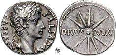 Agustus Ceaser coin