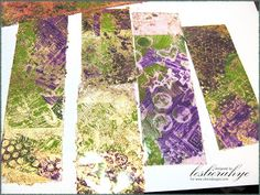 AlteredPages Artsociates: Search results for gelli