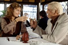 """Lou (Burt Lancaster): """"You should have seen the Atlantic Ocean back then."""" -- from Atlantic City (1981) directed by Louis Malle"""