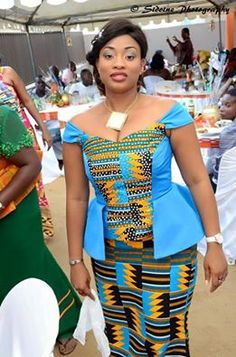Latest Ankara Styles and Dresses- Africa Clothing – African Dress Code Latest African Fashion Dresses, African Print Dresses, African Print Fashion, Africa Fashion, African Dress, African Prints, Ankara Fashion, Kitenge, African Attire