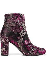 Babies brocade ankle boots