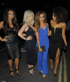 little mix. so gorgeous.