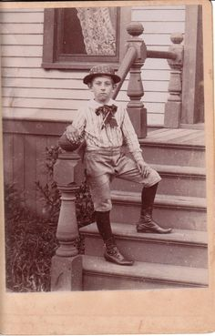 Old Photography Cabinet Cards...Cool!