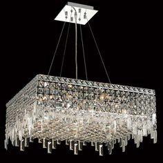 Elegant Lighting 12 Light Maxim Chandelier