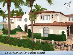 152 Alexander Palm Road by timi72 - Sims 3 Downloads CC Caboodle