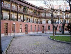 La Plaza del Viejo Coso-Un lugar para leer