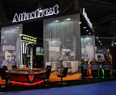 Alfastreet continúa con su andar estelar en G2E Las Vegas 2015