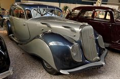 Panhard et Levassor Dynamic 130 - 1936 French Classic, Classic Cars, Bugatti, Vintage Cars, Antique Cars, Retro Cars, Assurance Auto, Futuristic Cars, France