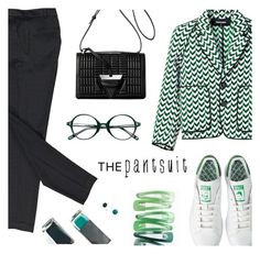 """The Pantsuit"" by alessandra-mv ❤ liked on Polyvore featuring thepantsuit"
