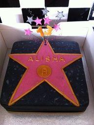 hollywood cake ideas - Google Search
