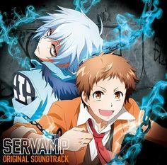 Servamp: Kuro & Mahiru