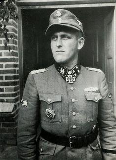 ✠ Hans Dorr (7 April 1912 – 17 April 1945) died at a field hospital near Judenburg.
