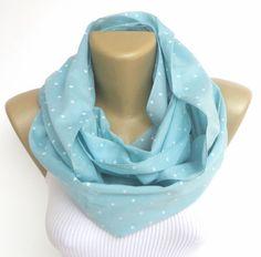 Polka dots #scarf