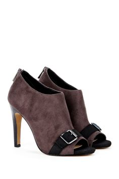 Chrissy Buckle Bootie