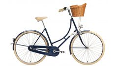 Creme Holymoly Solo Lady 3-speed deep blue