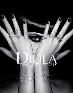 Campagnes   Djula bijoutier joaillier de luxe à Paris, créations bagues, colliers, boucles d'oreilles